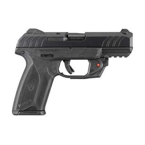 Ruger Security 9 9MM Pistol With Laser