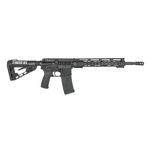 Standard Manufacturing AR15 5.56 Semi Auto Rifle