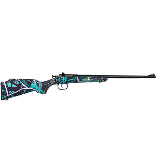 Keystone Cricket Muddy Girl Single Shot 22LR Rifle