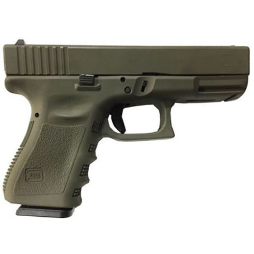 Glock G19 GEN3 9MM OD Green