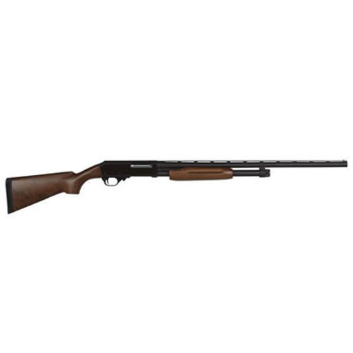 H&R Pardner 20GA Pump Shotgun Walnut