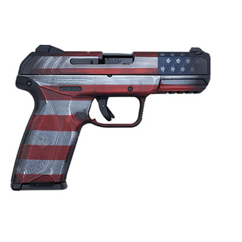 Ruger Security 9 9MM Semi Auto Pistol FLAG