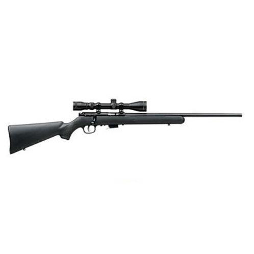 Savage FXP Bolt 17 HMR Rimfire Rifle w/Scope