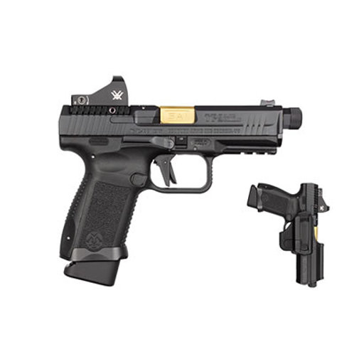 CanikTP9 Executive Combat 9MM Semi Auto Pistol
