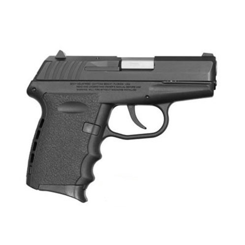 SCCY 9MM Pistol All Black