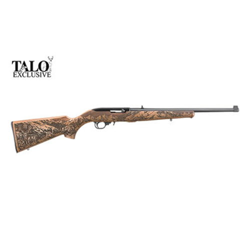 Ruger 10/22 Mule Deer 22LR Semi Auto Rifle