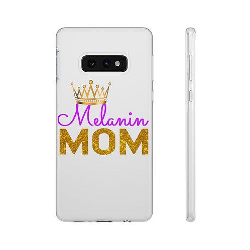 Melanin Mom phone case