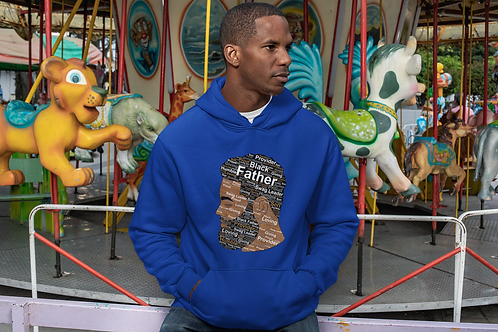 Proud Black Father Hoodie