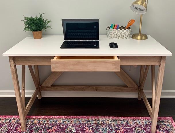 Nai'a Farmhouse Desk
