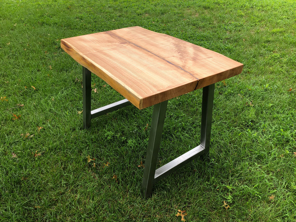 Kākū Live Edge Kentucky Coffee Desk