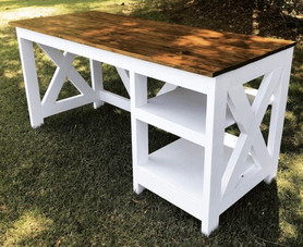 Islet Farmhouse Desk