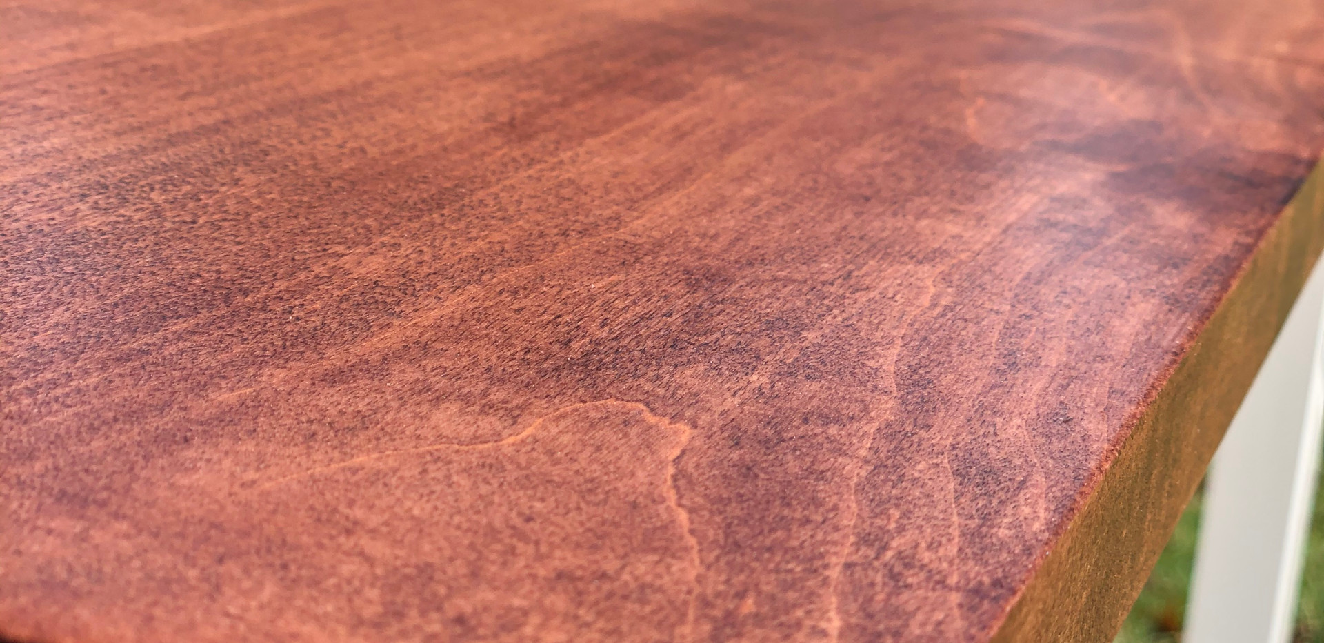 OSPREY FARMHOUSE CONSOLE TABLE - MAPLE TOP