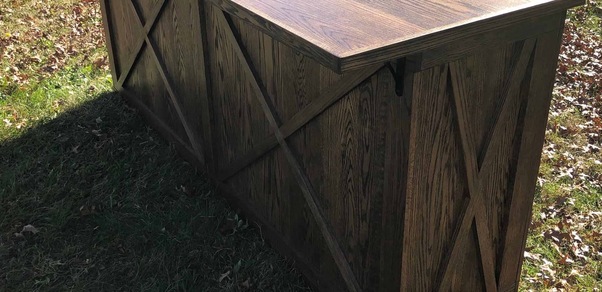 Woodley Custom Farmhouse Bar