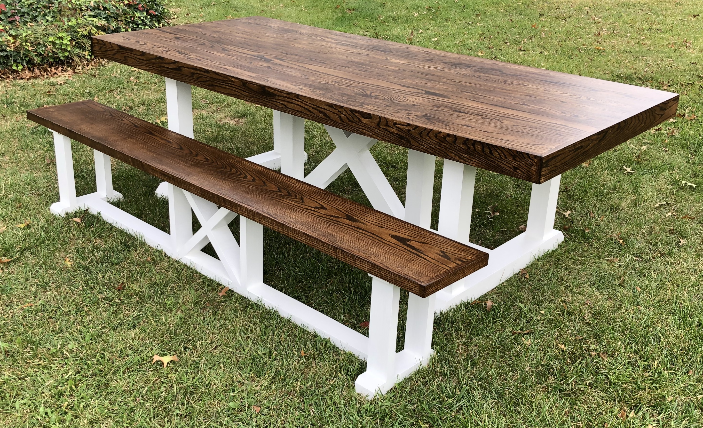 Humboldt Farmhouse Table set