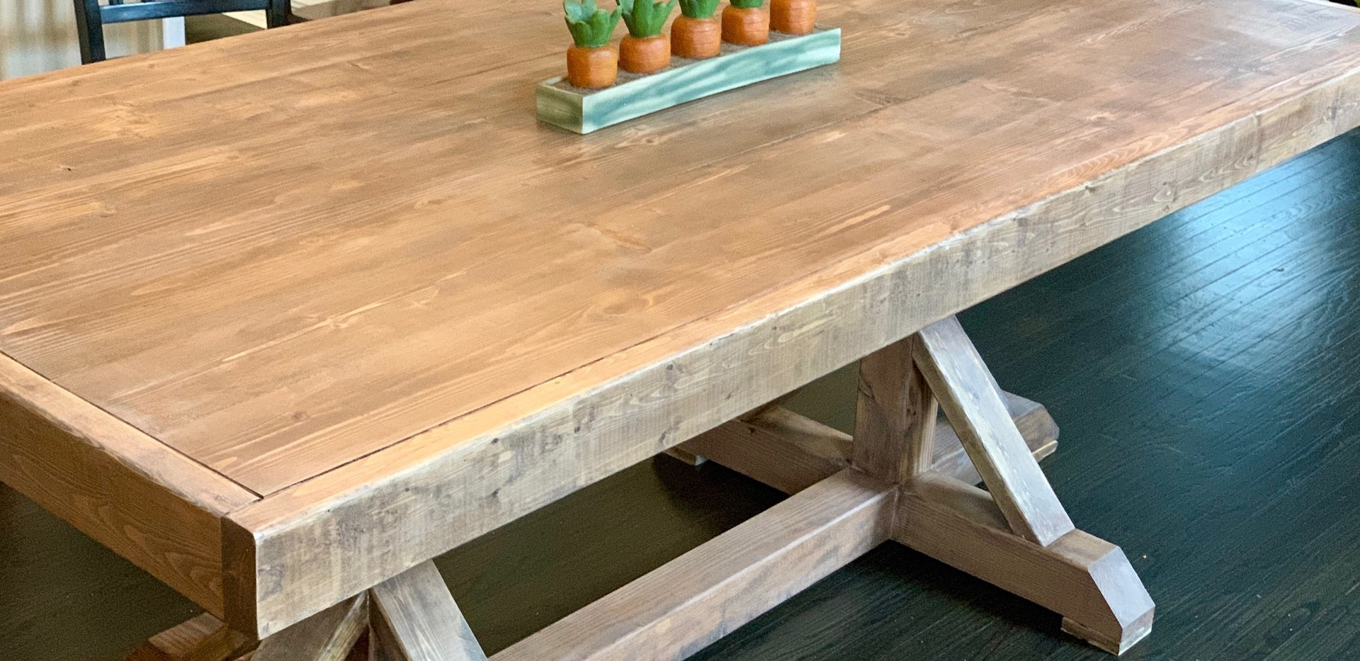 Dorrie Farmhouse Table Standard Height