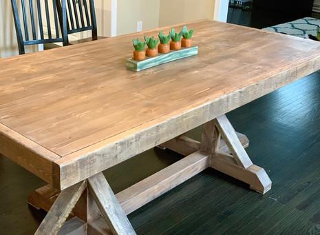 Dorrie Farmhouse Table Standard Height