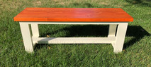 Swell Farmhouse Bench