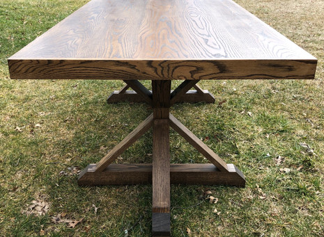 DORRIE FARMHOUSE TABLE
