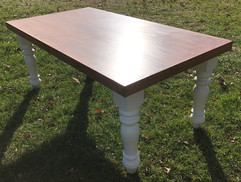 Lyra Farmhouse Table