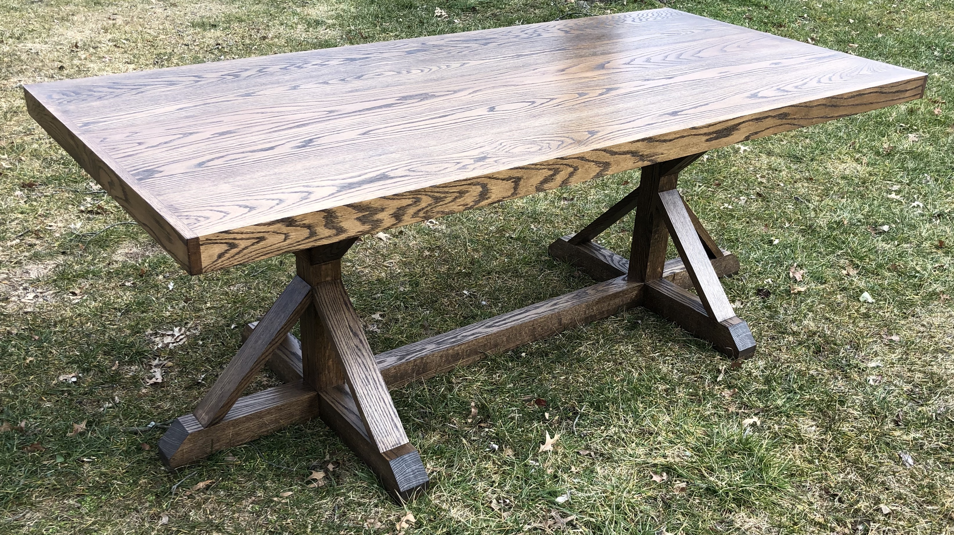 DORRIE FARMHOUSE TABLE