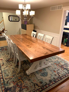 L'Océan Farmhouse Table