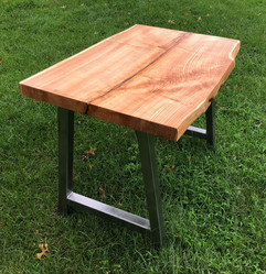 Kākū Live Edge Farmhouse Desk