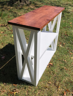 OSPREY FARMHOUSE CONSOLE - MAPLE TOP