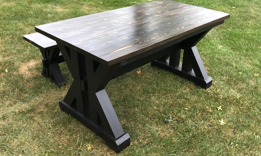 L'Océan Farmhouse Table