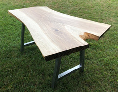 FAROE LIVE EDGE FARM TABLE