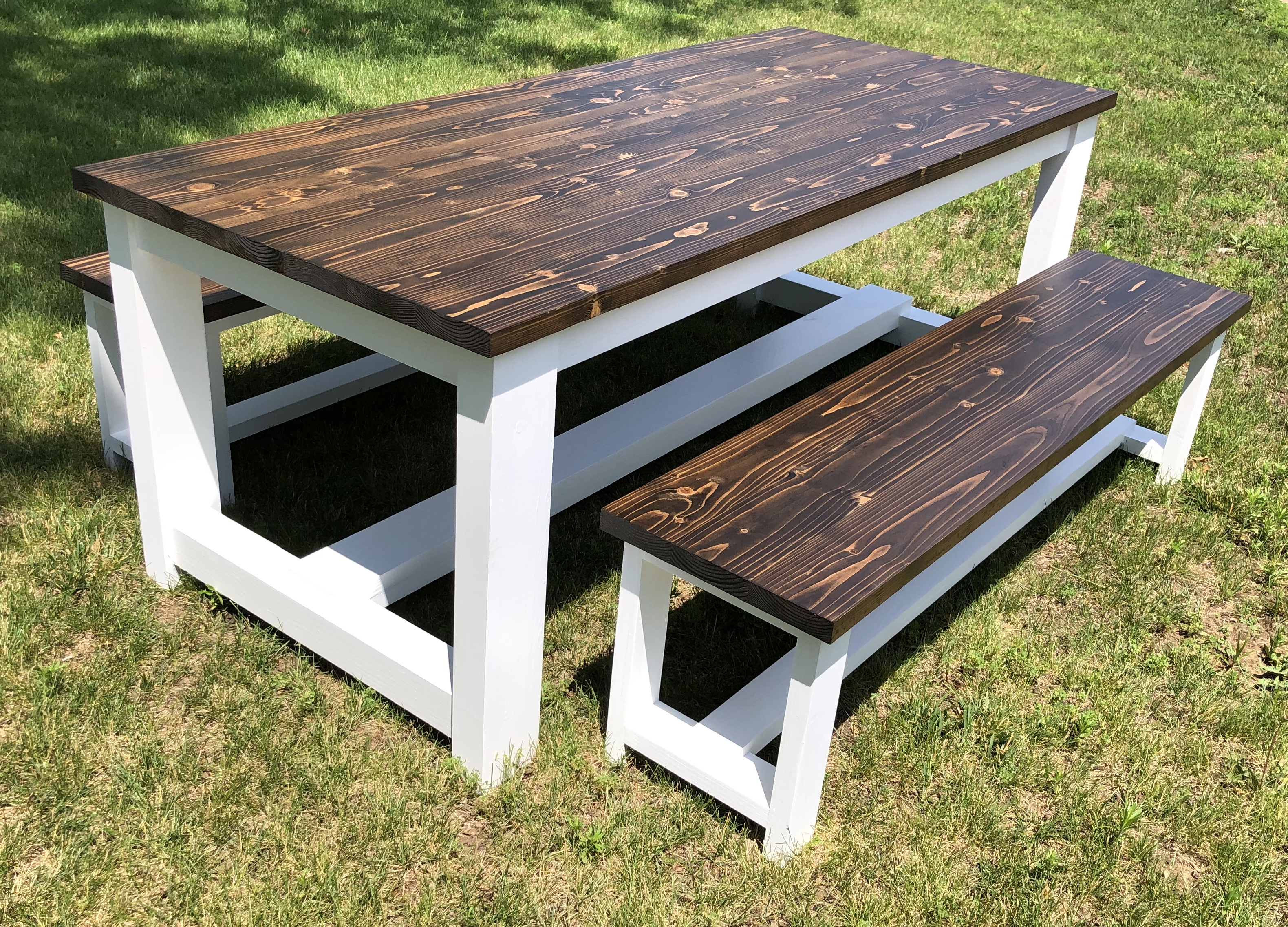 SWELL FARMTABLE & FARMHOUSE BENCH