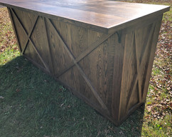 Woodley Custom Farmhouse Bar