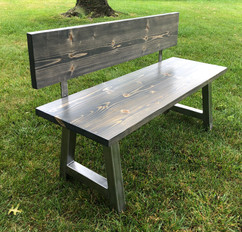 STARBOARD FARMHOUSE BENCH