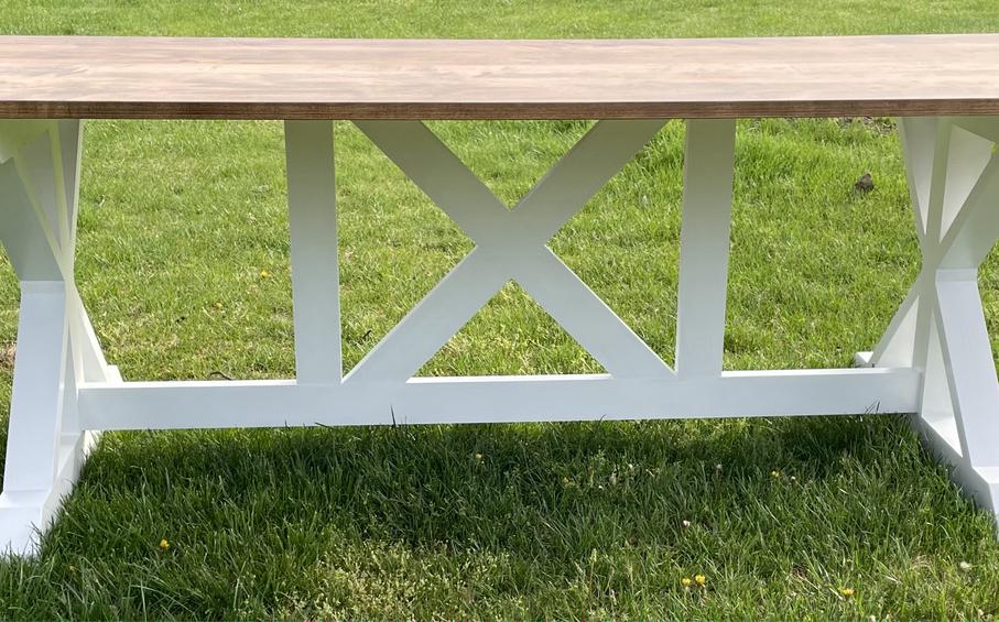 Sequoia Farmhouse Table