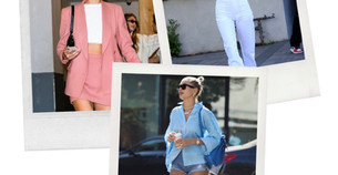 Recreate 3 Celebrity Looks- Hailey, Kendall and Bella
