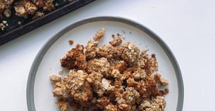 My Healthy Homemade Granola