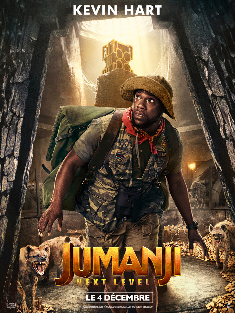 Jumanji : Next Level - Kevin Hart