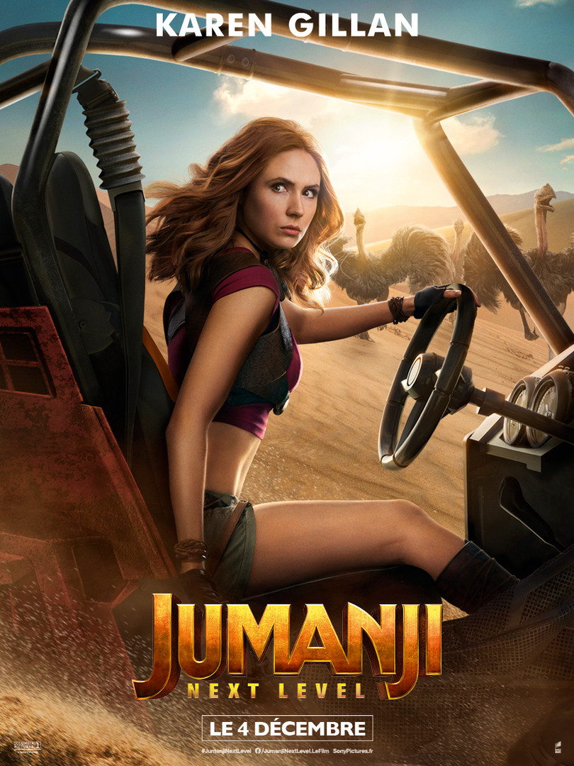 Jumanji : Next Level - Karen Gillan