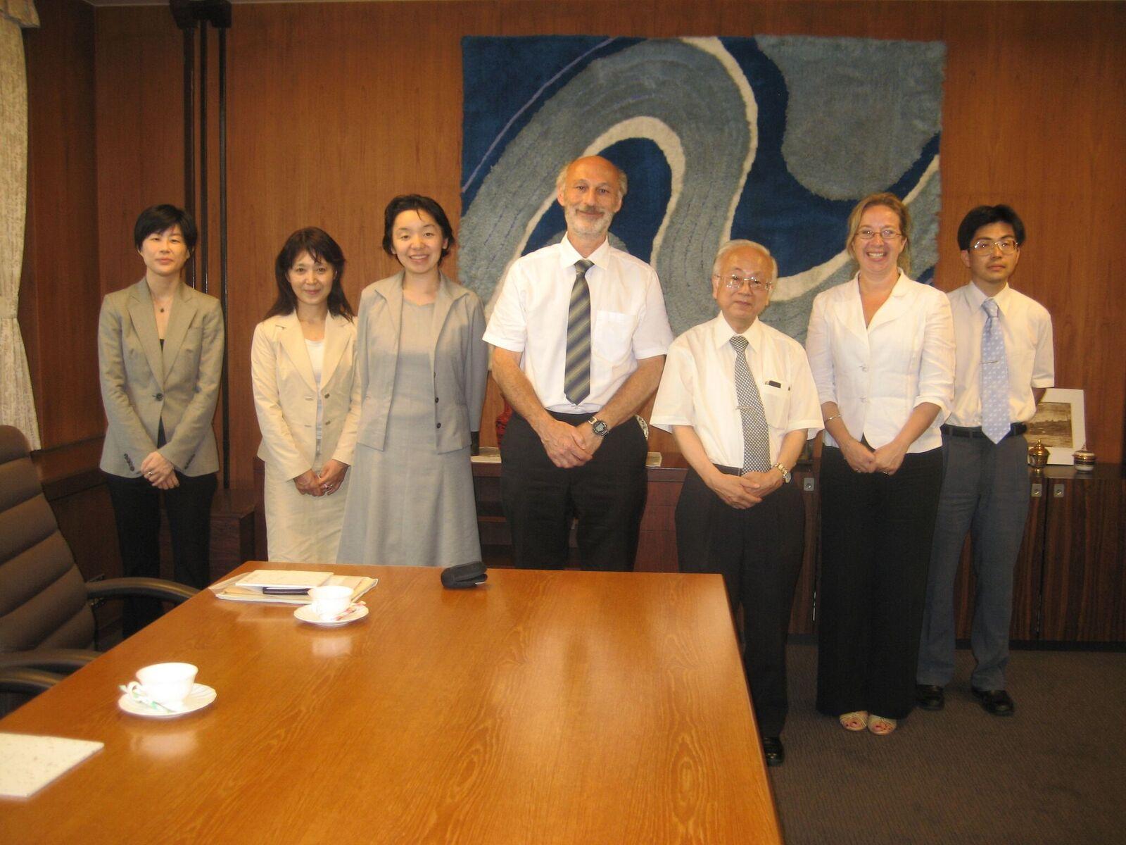 Education Trade Initiative in Japan
