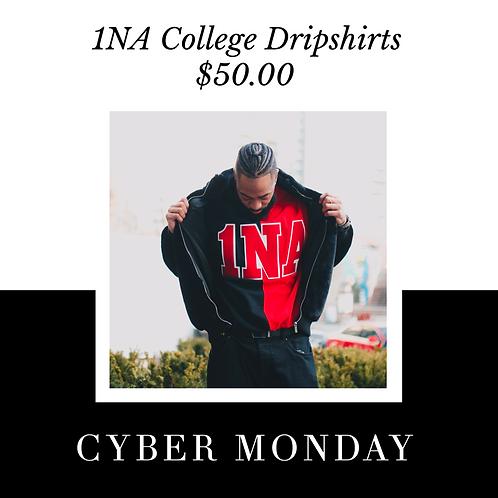 1NA College Drip Shirt