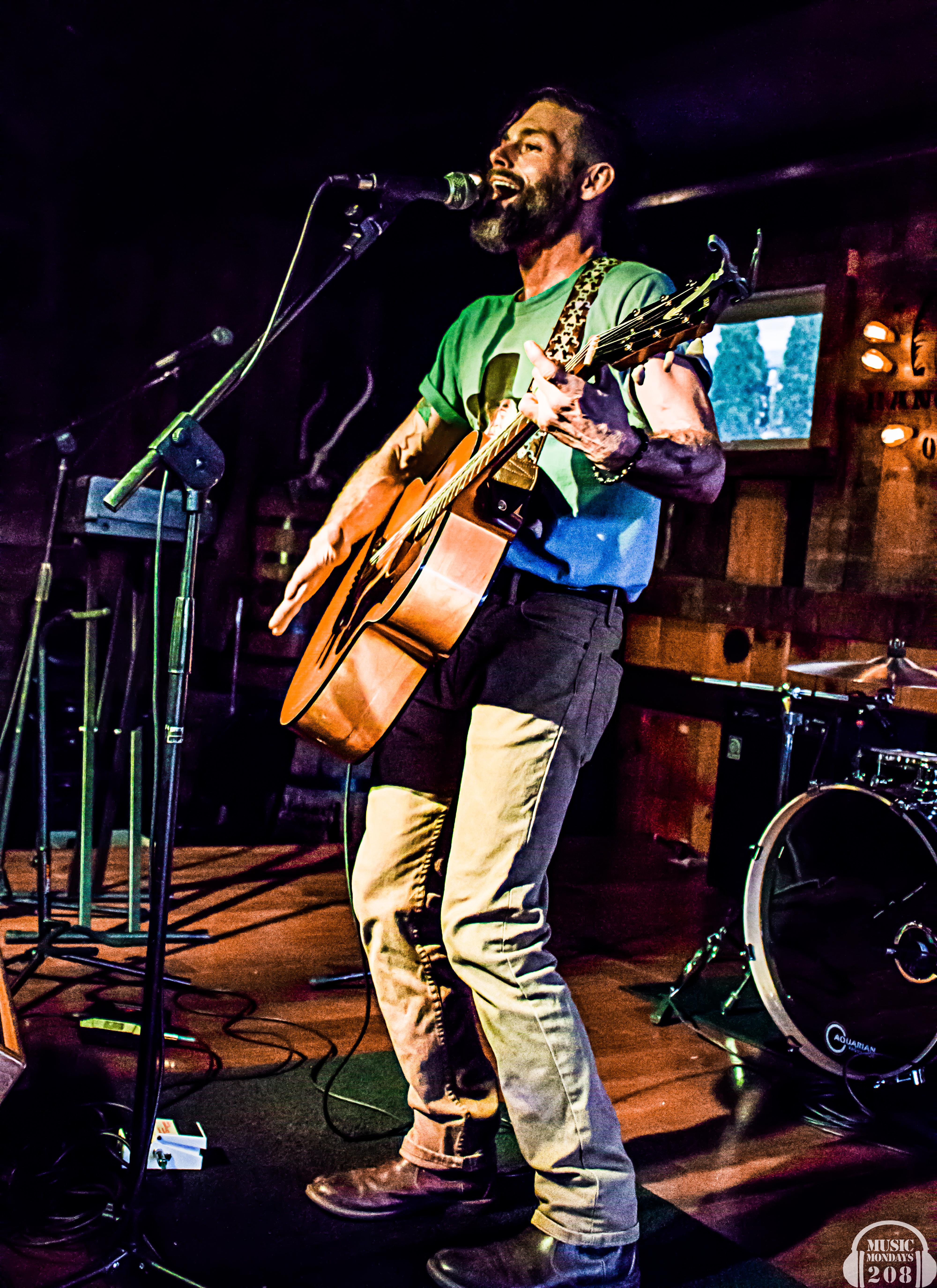 Dustin Morrison