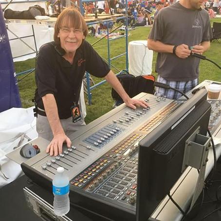 Steve Taylor, Sound Engineer