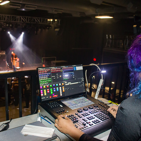 Madi Knobel, Lighting Designer