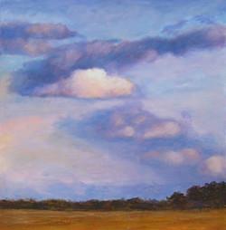 late autumn sky