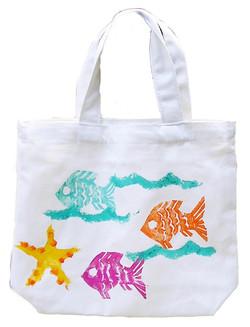 Fish tote