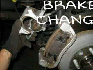 Brakes and Rotor Replacement