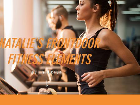 Natalie's Frontdoor Fitness Elements