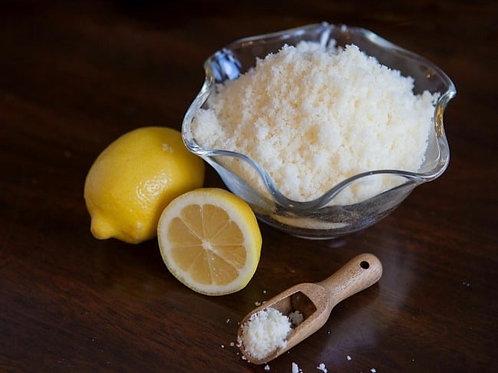 Lemongrass Sugar Scrub