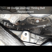 Dodge Journey Timing Belt Replacement