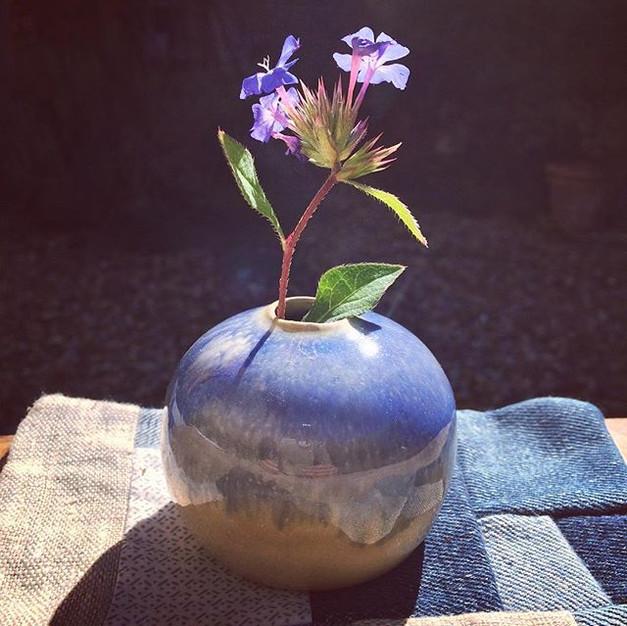 I love making these little POD vases.