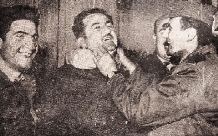 اللجنة العسكرية تحتفل بانقلاب الـ1963